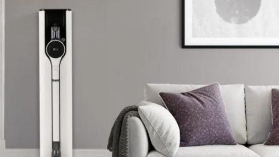 LG的新型无绳吸尘器可以让戴森为其赚钱