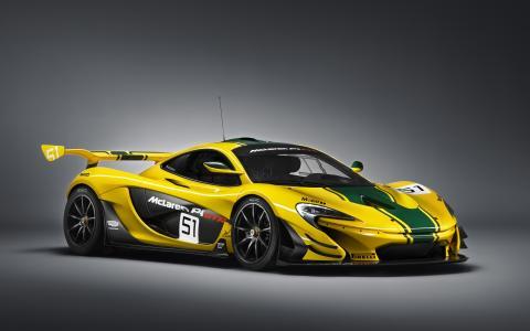 迈凯轮P1GTR获得AyrtonSennaMSO改造